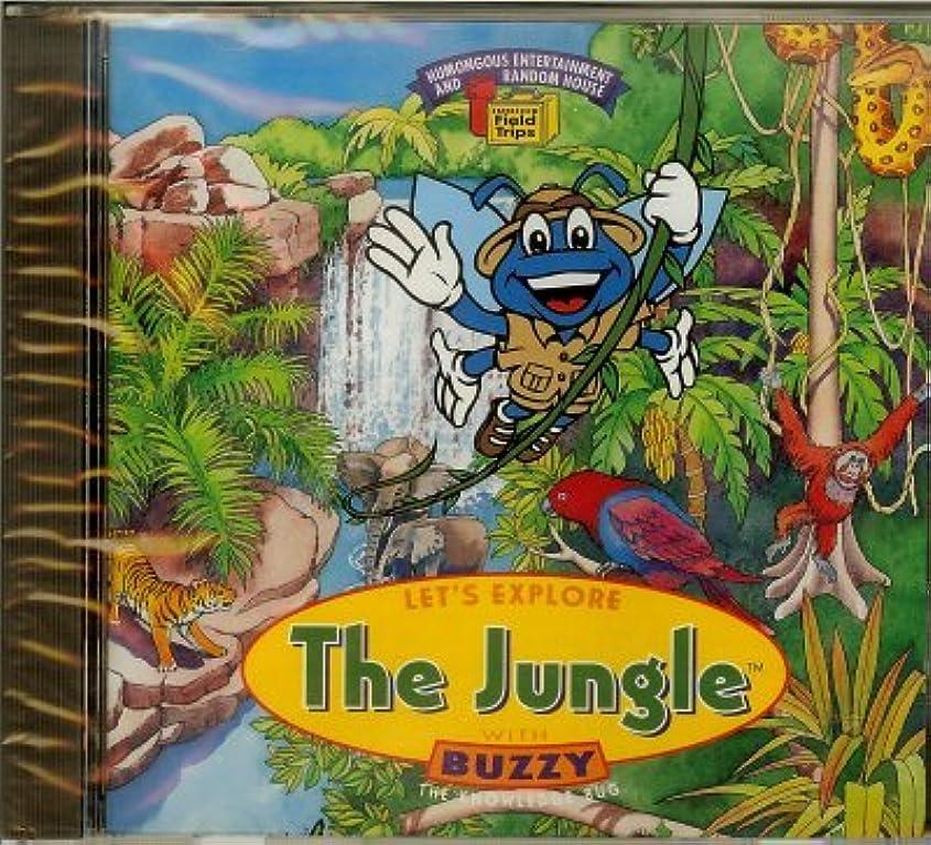 頬骨海港飲み込むLet's Explore The Jungle With Buzzy (輸入版)