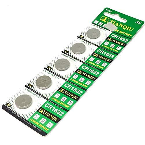 TIANQIU製 CR1632 リチウム コイン電池 (10個)