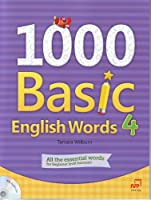 1000 BASIC ENGLISH WORDS 4 STUDENT BOOK WITH AUDIO CD