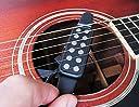【ななみ】エレアコ買うのはまだ早い! 簡単取付 アコースティックギター 用 ピックアップ 簡易日本語説明付き Wチェック検品 PL保険加入で安心して使用できます。