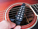 【ななみ】エレアコ買うのはまだ早い! 簡単取付 アコースティックギター 用 ピックアップ 簡易日本語説明付き Wチェック検品+PL保険加入で安心して使用できます。