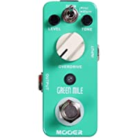 【国内正規品】 Mooer ムーアー Micro Series 2モードオーバードライブ Green Mile