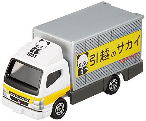 トミカ 029 三菱ふそう キャンター 引越のサカイ