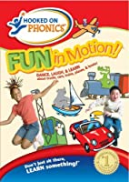 Hooked on Phonics: Fun in Motion [DVD] [Import]