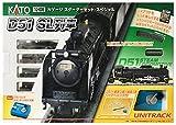 カトー 10-005 スターターセットSP D51 SL列車セット