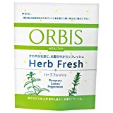 オルビス(ORBIS) ハーブフレッシュ レギュラー 10~30日分(240mg×30粒) (エチケットサプリメント)