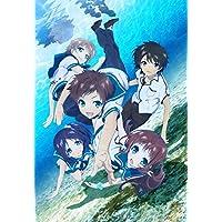 【Amazon.co.jp限定】凪のあすから Blu-ray BOX<スペシャルプライス版>(描き下ろしA2クリアポスター[まなか&美海]付き)