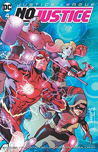 Download Justice League: No Justice (2018) #4 (English Edition) B07BVYQYWK
