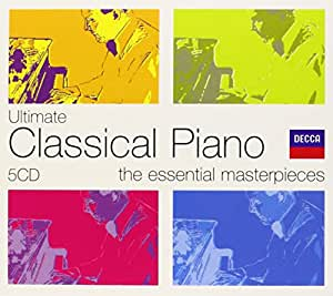 Ultimate Piano Classics (Slip)