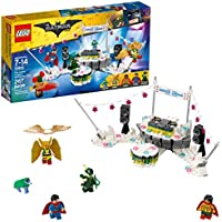 LEGOバットマンムービーThe Justice League記念パーティー70919建物キット267 Piece )