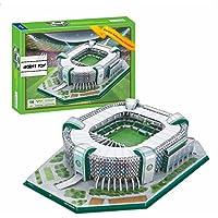 エージェントトイ パーク アンタークティカ スタジアムブラジル 3D ジグソーパズル DIY 建築 建設 頭の体操 子供 家族 楽しさ(106ピース)