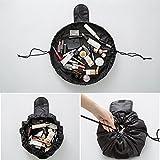 旅行メイクバッグ YOKINO 旅行化粧バッグ メイク収納バッグ 化...