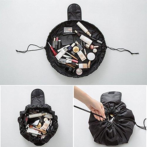 旅行メイクバッグ YOKINO 旅行化粧バッグ メイク収納バッグ 化粧ポーチ 大...