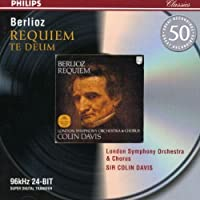 Berlioz: Requiem; Te Deum by London Symphony Chorus (2001-10-09)