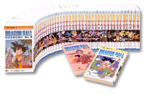 DRAGON BALL(全42巻セット) (ジャンプコミックス)の詳細を見る