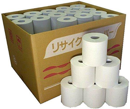 業務用 シングル トイレットペーパー 無包装 100m 60個入り