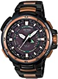 [カシオ]CASIO 腕時計 PROTREK MANASLU トリプルセンサー+スマートアクセス+タフムーブメント搭載 世界6局電波対応ソーラーウオッチ    PRX-7000GF-1JR メンズ