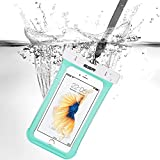 iPhone7/iPhone6s 防水ケース ESR スマホ防水ケース 防水カバー 防水保護等級IPX8取得 水深30m防水テスト 安全ロック100%密封 内蔵ポケット付属 iphoneSE/5s/iPhone6s Plus/iPhone6s/...
