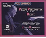 Vlado Perlemuter Plays Ravel 画像