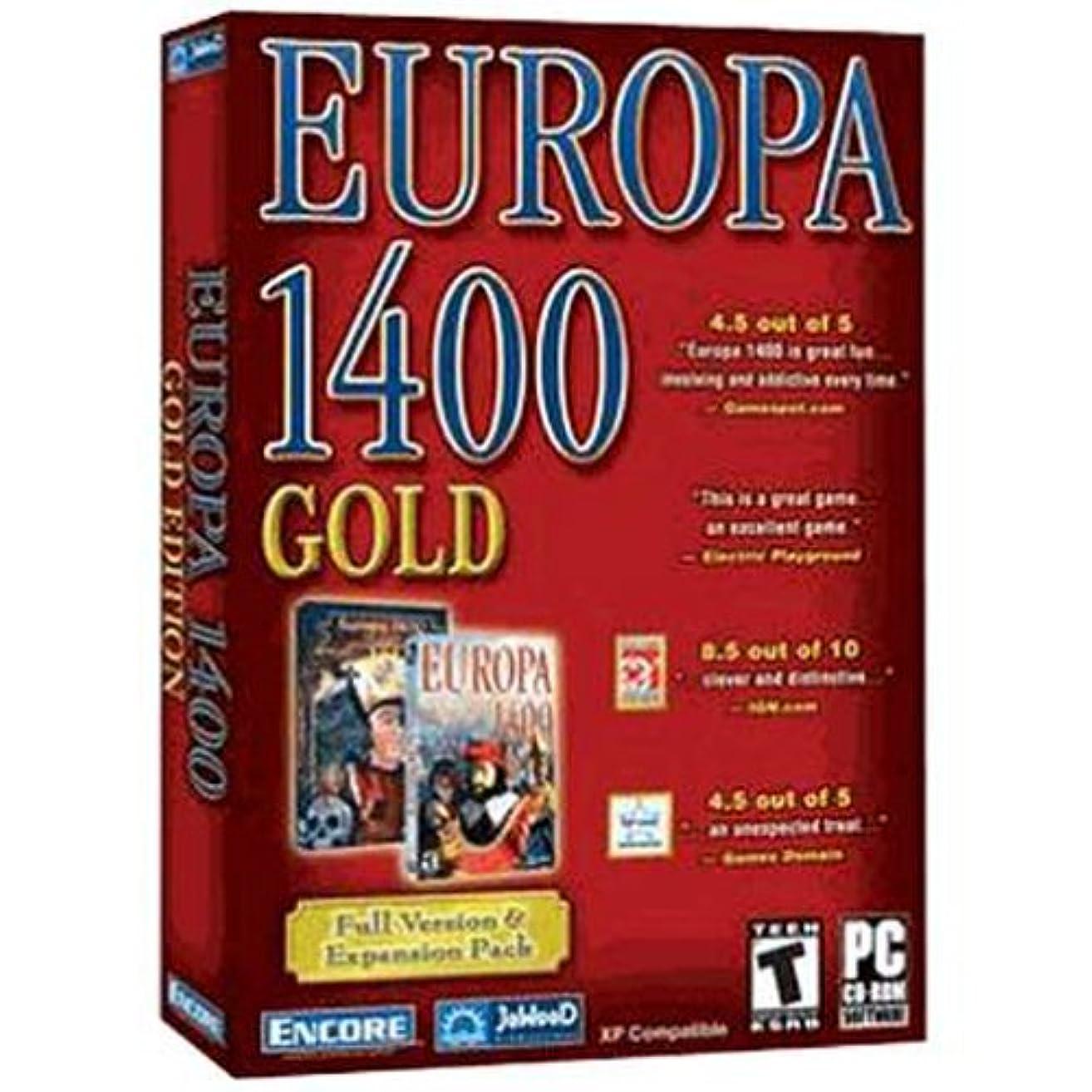 テスト放つ貧困Europa 1400 Gold (輸入版)
