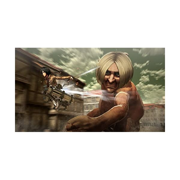 Attack on Titan (輸入版:北米...の紹介画像7