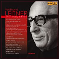 Leitner Anniversary Edition (12 Cd Leitner Box Set) (Profil: PH12019) by Marth Modl
