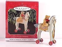 A PONY FOR CHRISTMAS #1 1998 Hallmark Ornament QX6316 by Hallmark Keepsake