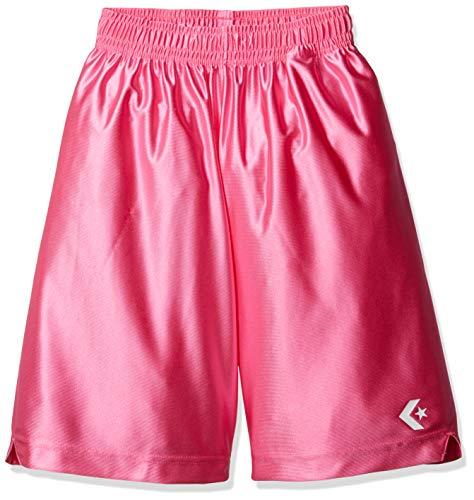[コンバース] 子供用 ミニバス パンツ ジュニア プラクティスパンツ 吸汗 速乾 CB48830 キッズ ピンク 日本 140 (日本サイズ140 相当)