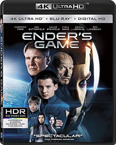 エンダーのゲーム ブルーレイ [Blu-ray]