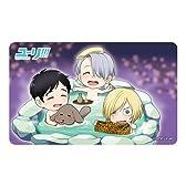 きゃらふぉるむ ユーリ!!! on ICE B温泉 光るICカードステッカー