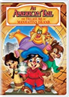 American Tail: the Treasure of Manhattan Island [DVD] [Import]