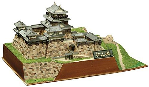 童友社 1/450 日本の名城 JOYJOYコレクション 重要文化財 松山城 プラモデル JJ7