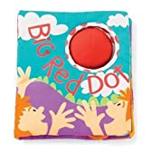 Manhattan Toy 布絵本 Big Red Dot 大きな赤い丸は何でしょう