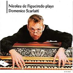 デ・フィゲイレド演奏 スカルラッティ:ソナタ集の商品写真