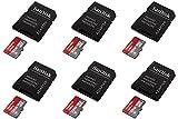 6xの数量Samsung Galaxy Note 432GB Micro SDメモリーカードSDHC Ultraクラス10アダプター付き最大48MB / s–Fast送料無料からオーランド