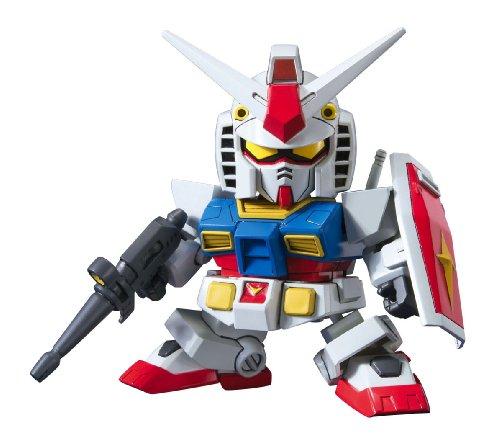 SDガンダム BB戦士 RX-78-2ガンダム アニメカラー   BB戦士
