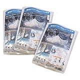 便利なシューズカバー 透明タイプ 30組(60枚) SPP-10006