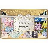 約20種類以上の エコバック 等からお好きな商品を 選べる ギフト カード!贈り物 イベントの景品 手土産 プレゼントに Life Style Selection 専用封筒 + 台紙セット