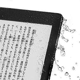 Kindle Paperwhite、電子書籍リーダー、防水機能搭載、Wi-Fi 、8GB、広告つき(Newモデル)