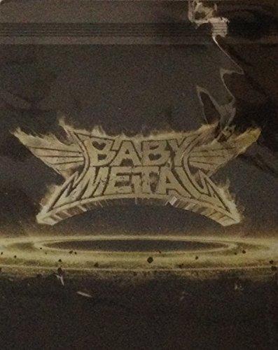 BABYMETAL 【METAL RESISTANCE】2ndアルバム 予約特典クリアファイル(HMV ver.)
