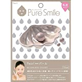 Pure Smile(ピュアスマイル) 乳液エッセンスマスク 1 枚 パール