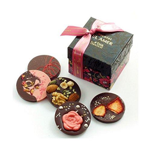 2018ショコラ ベルアメール chocolat bel amerパレショコラ アメール 5枚入 バレンタイン ホワイトデー チョコレート
