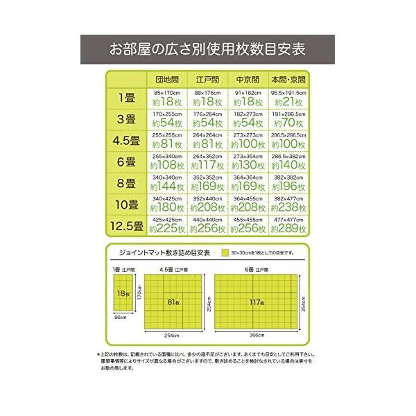 CBジャパン ジョイントマット 厚め 12mm...の紹介画像8