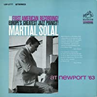 Martial Solal at Newport 63