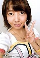 【中村麻里子】 公式生写真 AKB48 Theater 2016.February 月別02月 共通ポーズ