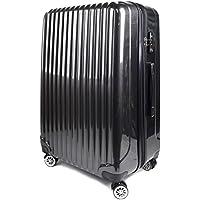 【神戸リベラル】 LIBERAL ポリカーボネート 軽量 鏡面仕上げ S,M,Lサイズ スーツケース キャリーバッグ 拡張型 8輪キャスター TSAロック付き