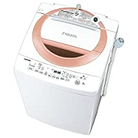 東芝 8.0kg全自動洗濯機 AW-D836(P)シャイニーピンク AW-D836(P)