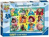 Ravensburger 05562 ディズニー ピクサー トイストーリー 4~24ピース ジャイアントフロアジグソーパズル 子供用 – すべてのピースはユニーク – ピースは完璧にフィット
