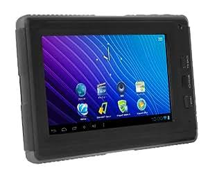 【お風呂が楽しい空間に】 GEANEE Android4.0搭載 防水7インチタブレット型PC ADP-705W 【Wi-Fi対応】 (7インチ)