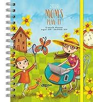 WSBL Mom's 2019 Plan-It Plus Planner (19997081002) [並行輸入品]